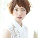 Short Japanese Hair Style for Women