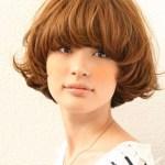 Short Japanese Hairstyles 2012