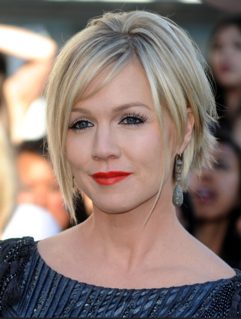 2013 Short Hair Trends: Straight Messy Haircut for Ladies