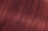 Hair Color Chart: Ruby Fusion