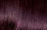 Hair Color Chart: Chocolate Cherry