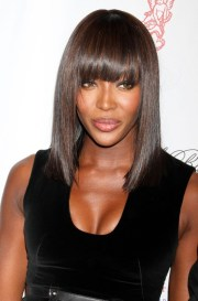 long straight hairstyles 2013