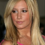 Ashley Tisdale Long Straight Hairstyle