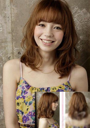 Asian girls bob haircut 2013