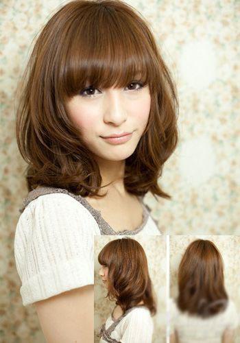 Asian girls bob hairstyle 2013