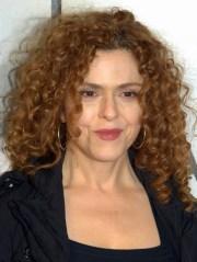 bernadette peters medium curly