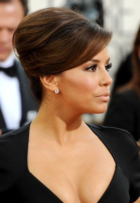 2013 Best French Twist Updo Hairstyle
