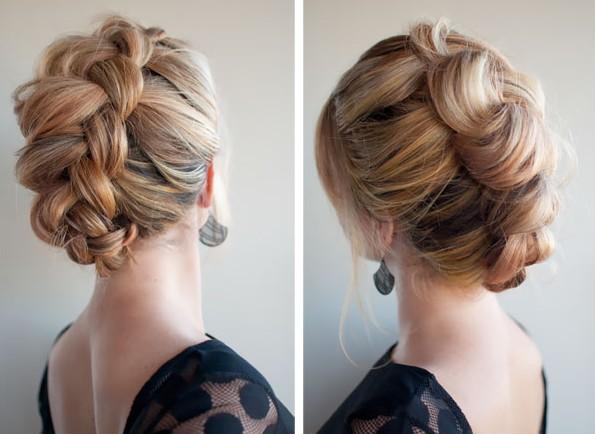Braided Hairstyles 2013