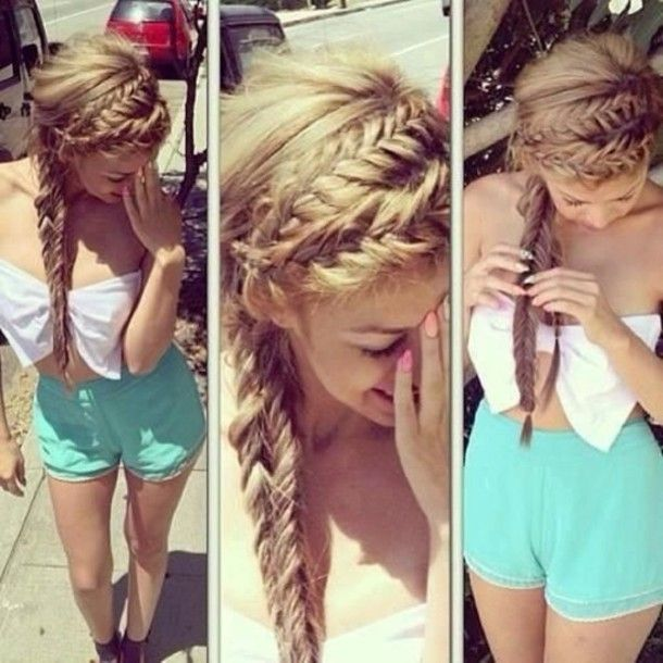 Braided Hairstyles For Summer Hairstyles Weekly