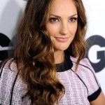 Celebrity Wavy Hairstyle for Curly Hair 2013 - 2014