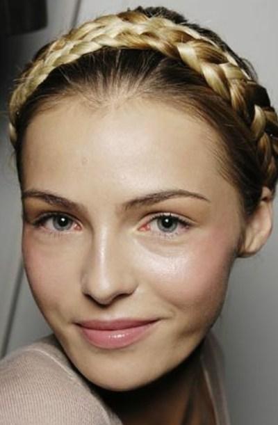 Romantic Crown Braid Hairstyles