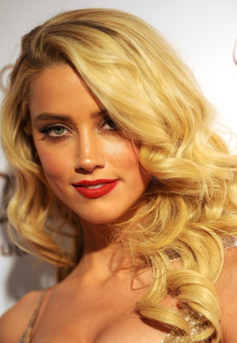 Curly Formal Hairstyles - Best Long Blonde Formal Hairstyle