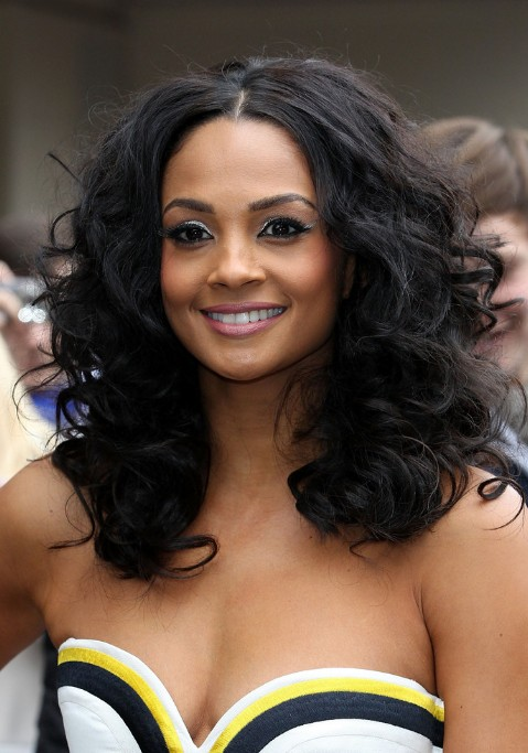 Black women Cute Black Haircuts for Curly Hair