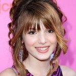 2013 Cute Messy Hairstyles for Girls