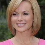 Latest Cute Short Straight Bob Hairstyle for Women
