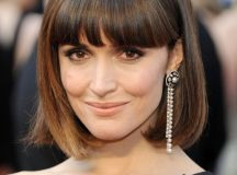 Cute short pageboy hairstyle from Rose Byrne - Hairstyles ...