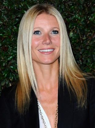 Gwyneth Paltrow Long Straight Hairstyles for Women