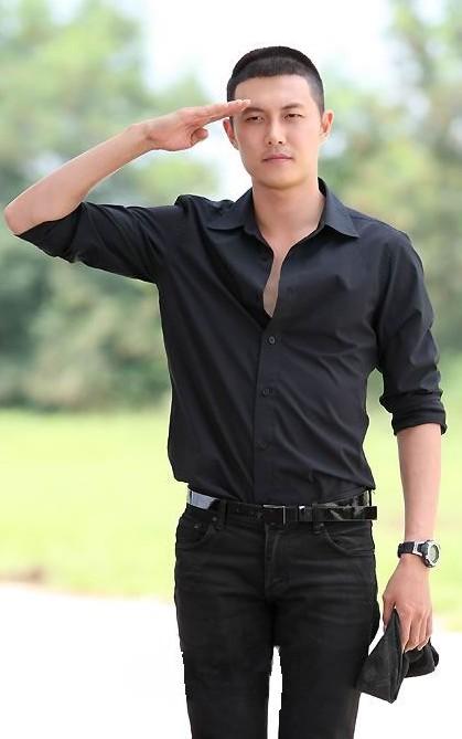 Jae hee buzz cut for men