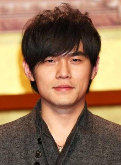 Jay Chou Hairstyles