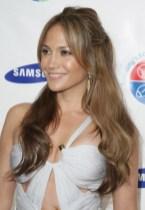 Jennifer Lopez Sexy Long Hairstyle 2013