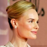 Kate Bosworth Formal Sleek French Twist