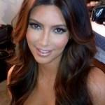 Kim Kardashian Sexy Long Hairstyle with Layers