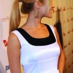 Kristin Cavallari Long Sleek Loose Ponytail