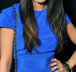 Long Black Hair Style with Layers