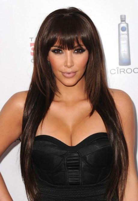 2013 Long Sleek Hairstyles for Women