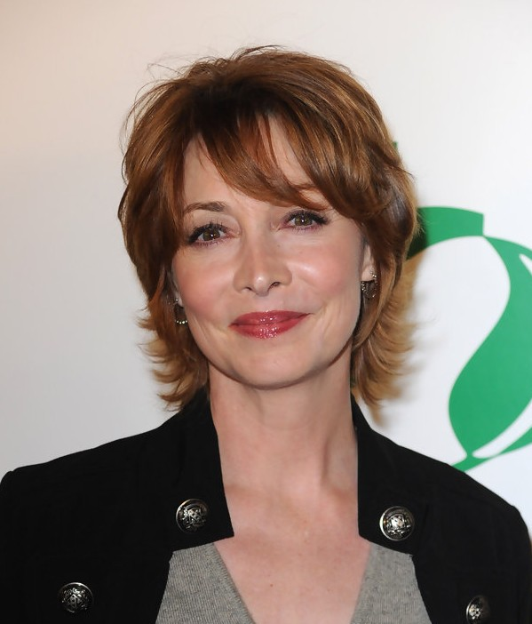 Sharon Lawrence Hairstyle Hairstyles Weekly