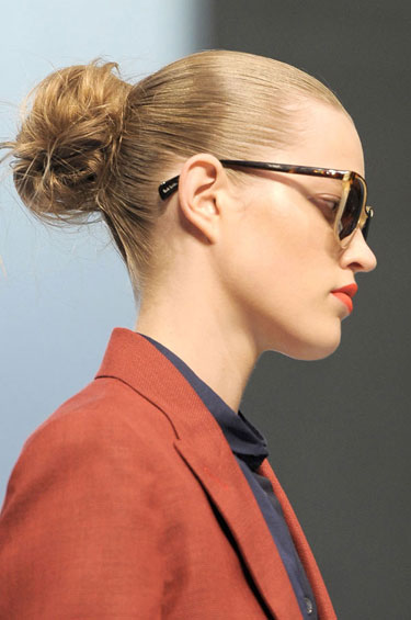 Simple Easy Knot Hair 2013