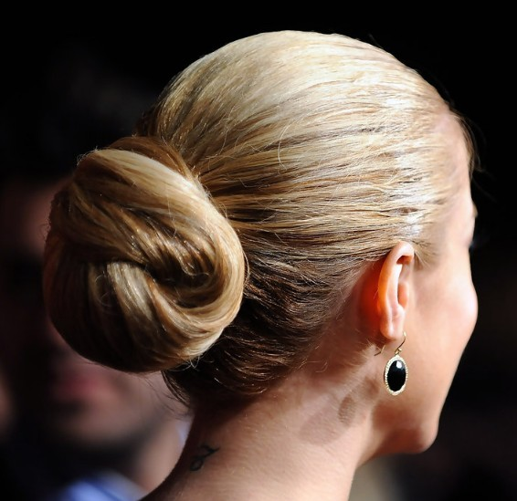 Sleek Knotted Updo Hairstyle for Any Occasion  Hairstyles