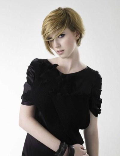 Soft Sophisticated Feminine Hair Styles - Popular Short Haircuts