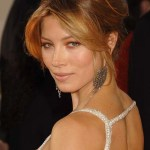 Celebrity French Twist Hairstyle
