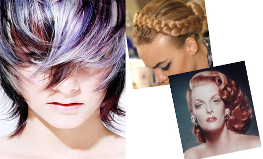 medium hairstyles trends for 2013