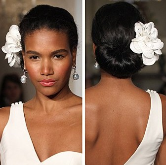 African American Wedding Updo Hairstyles 2013
