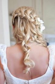 beautiful waterfall braid hairstyles