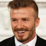 David Beckham Quiff Hairstyles 2012 - 2013