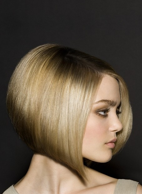 Salon Hair: Angled Bob Hair 2013