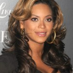 Beyonce Knowles Long Wavy Hairstyles
