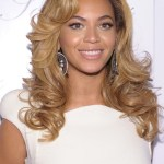 Beyonce Knowles Wavy Hairstyles