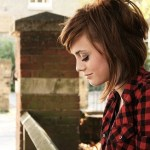 Cute Angled Messy Hairstyles for Girls