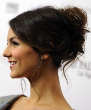cute daily updo hairstyle - hairstyles