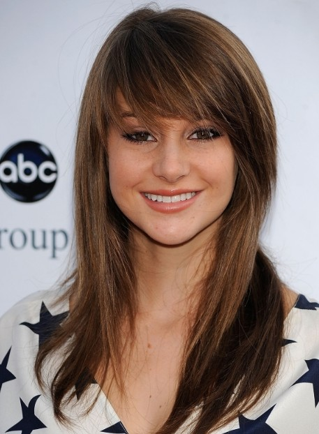 Cute Hairstyles With Bangs For Long Hair