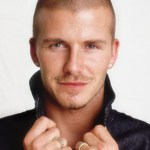 David Beckham Butch Cut: Almost Bald! But Looks Great!