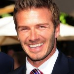 David Beckham Latest Short Hairstyles for Men
