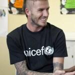 David Beckham Mohawk Hairstyle: Stylish Long Messy Mohawk Haircut for Men