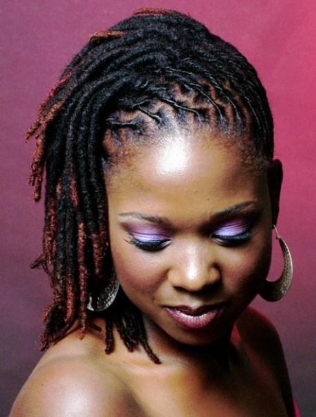 Dreadlocks Hairstyles for Black Women