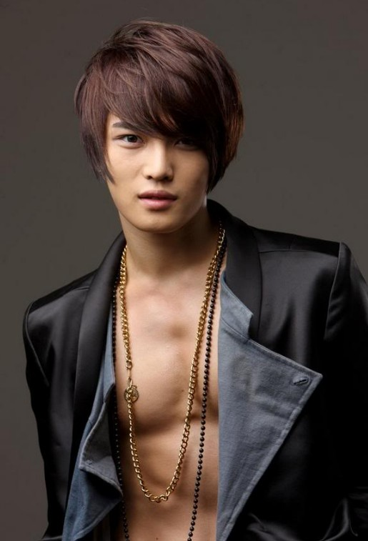 BEST Kpop Hairstyles Cool Haircuts for Guys Jaejoong looks awesome with this kpop hair style