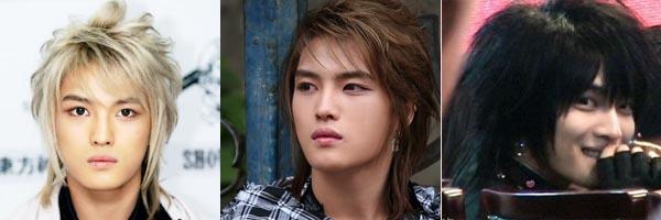 Jaejoong Hair Style K-popo Hairstyles